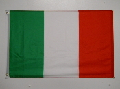 ITALY FLAG 24in X 36in POLY