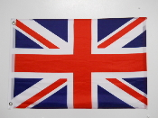 UNITED KINGDOM FLAG 24in X 36in POLY