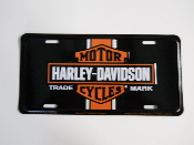 HARLEY DAVIDSON TRADE MARK SIGN