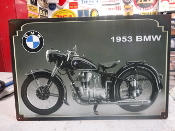 BMW 1953 SINGLE MOTORCYCLE