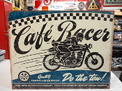 Cafe Racer Sign
