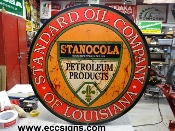 Standard oil of Louisiana 30 in
