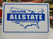 Sears Allstate Motorcycle
